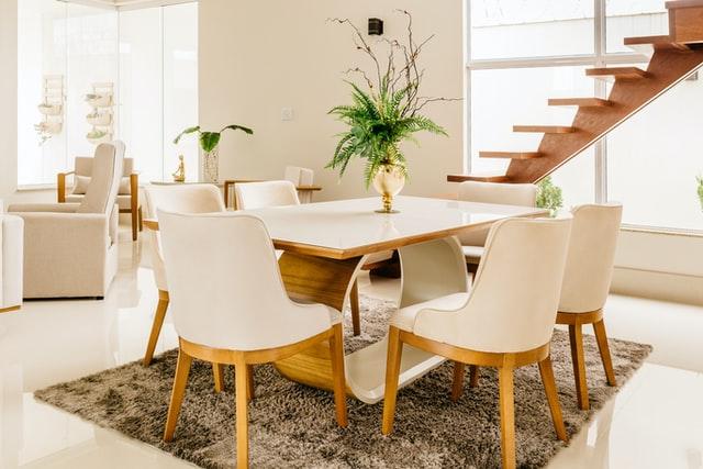 מערכות ישיבה, פינות אוכל